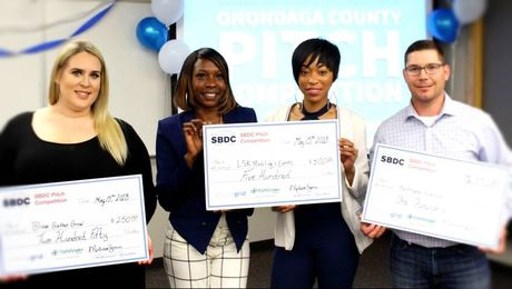 2018 Onondaga SBDC Pitch Competition Winners Announced