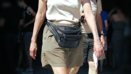 Business and Fashion Fad: The Fanny Pack