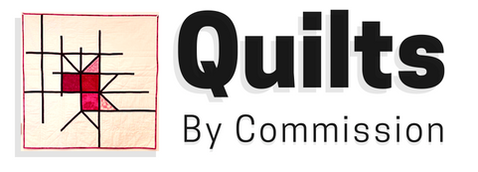 Quilts by Commission logo